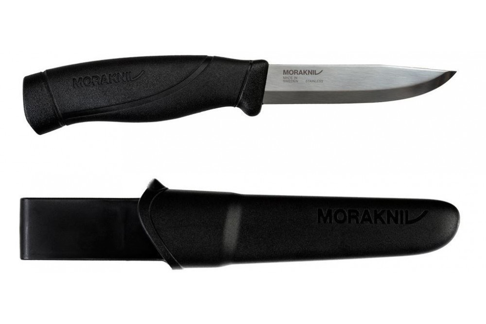 MORAKNIV COMPANION HEAVY DUTY BLACK